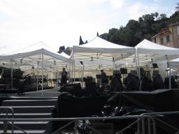 Andrea Bocelli Concert Tent