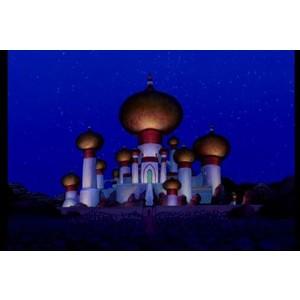 Castle in Aladdin