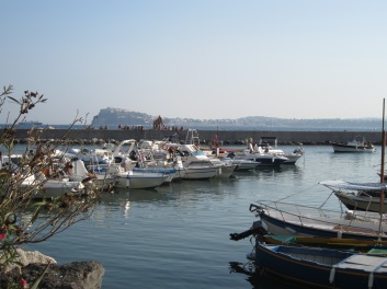 Acqua Morta in Monte di Procida, Italy- Love this photo and this place. Monte di Procida is where my papa is from and Acqua Morta is the place we always go to walk around and just admire the sea.