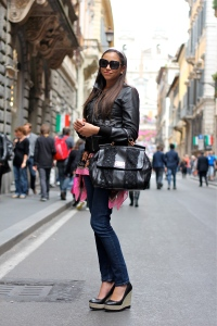 In Italy- Photo courtesy of stylebydaniela.com