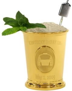 This is what the Mint Julep looks like.