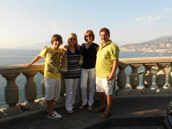 My family and I-Summer 2011