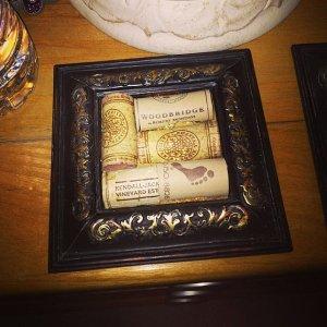 cork coasters